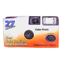 Recycled Camera--Cheap Wholesale Disposable Camera